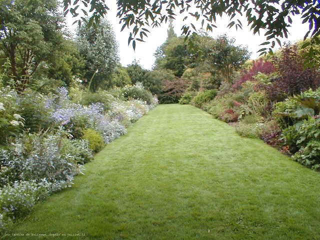 Les jardins de bellevue for Beaumont le hareng jardin de bellevue