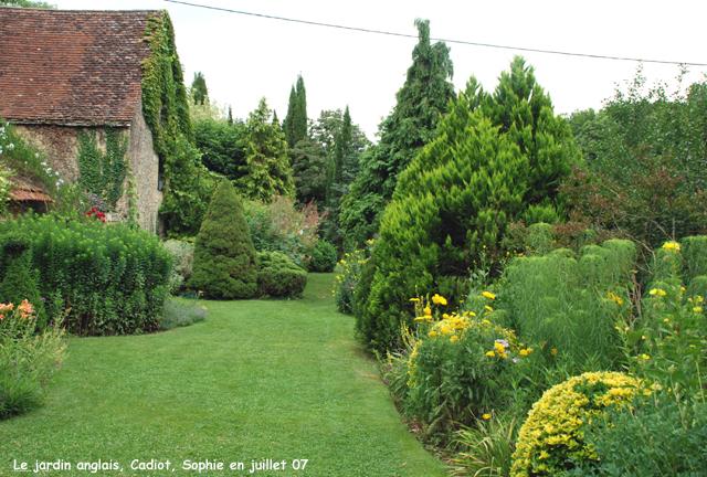 Garden jardin maison jardin for Jardin de cottage anglais