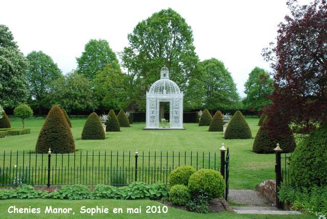Kiosque jardin bois belgique for Jardin anglais traduction