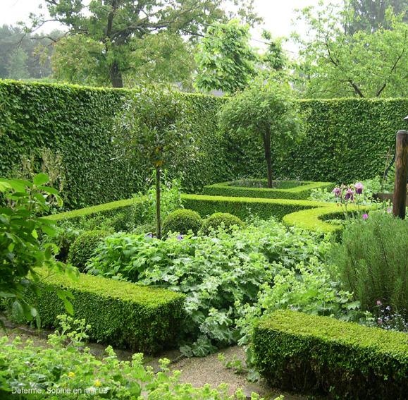 Cr dv jeudi 22 f vrier 2007 ch teau de cruzeau 2004 for Le jardin japonais sophie walker