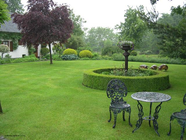 La grande pelouse d 39 entr e for Le jardin japonais sophie walker