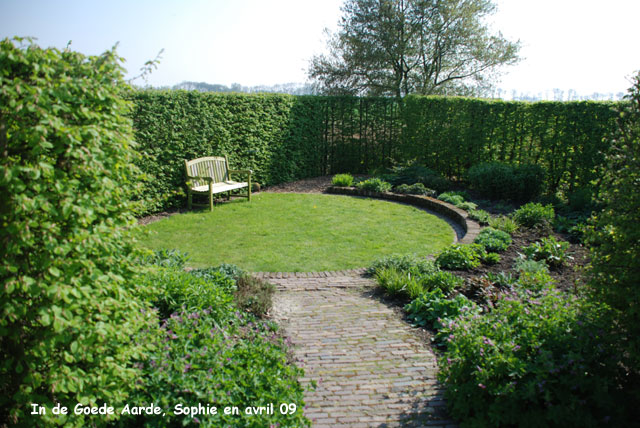 I goede aarde Amenagement de petit jardin