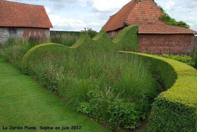 Le jardin de plume for Le jardin des plumes
