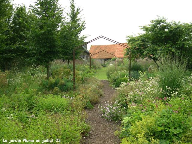 Le jardin de plume jardin de printemps for Le jardin plume 76