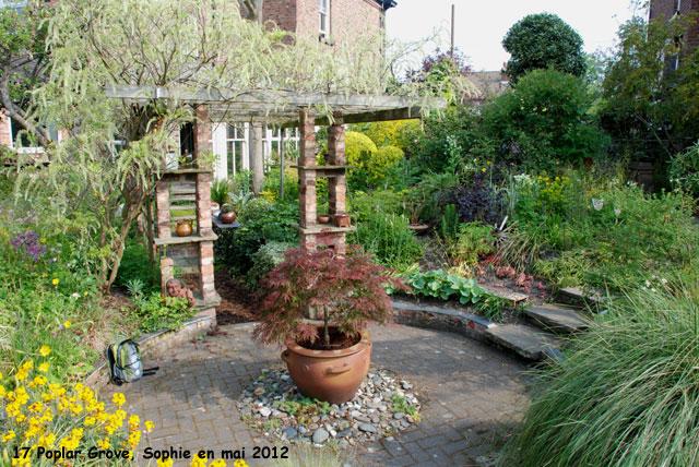 La terrasse l 39 rable for Le jardin japonais sophie walker