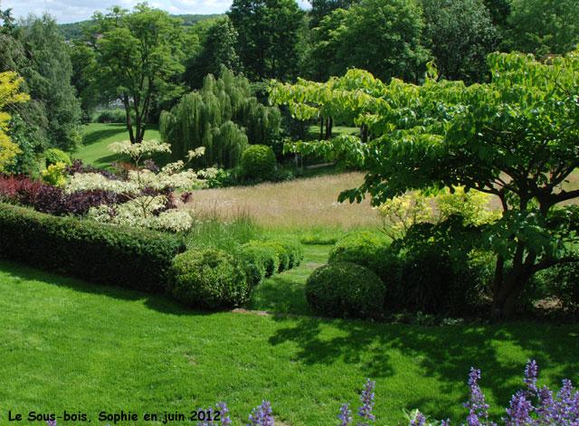 Le jardin romantique for Jardin romantique