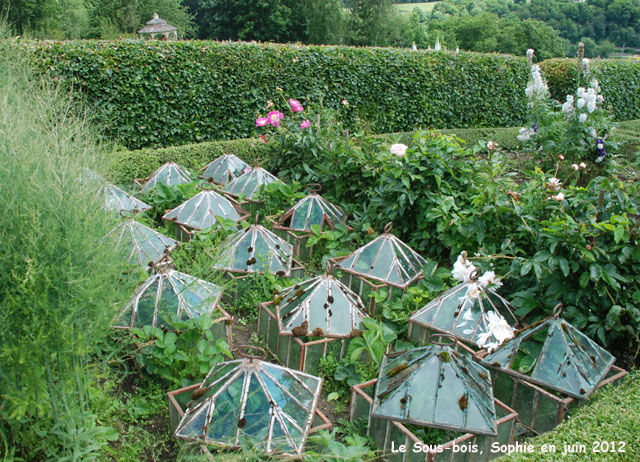 Le jardin formel au sous bois for Le jardin japonais sophie walker