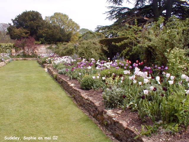 Le Jardin Secret A Sudeley Castle